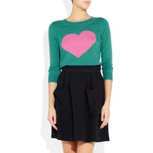{J. Crew} Tippi Sweater in Heart Me, $89.50